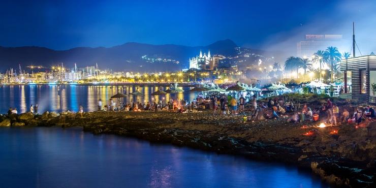 """""""Nit de San Joan"""" – Mallorcas schönste Nacht."""