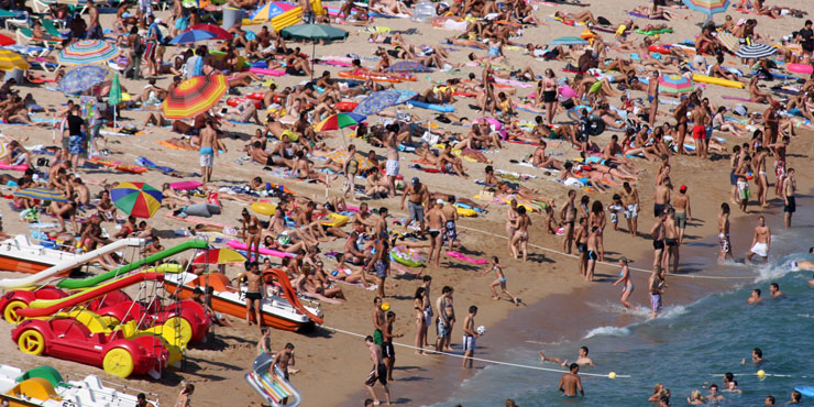 Mallorca: Linke Gruppen machen Stimmung gegen Massentourismus