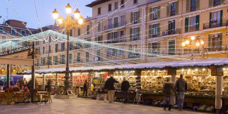 Mallorcas schönste Weihnachtsmärkte: Santa Ponsa, Palma, Alaro, Porto Portals