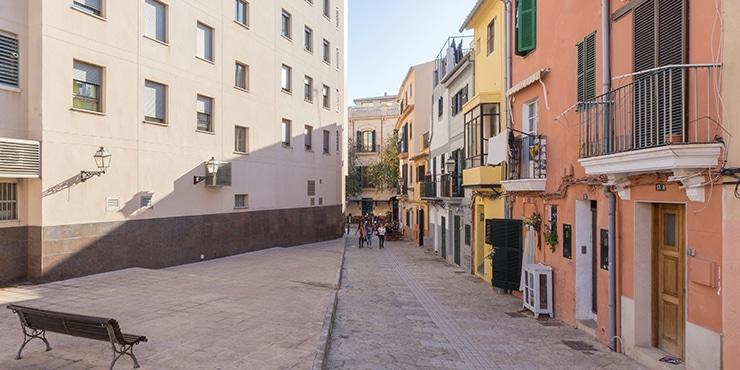 Schweden auf Wohnungssuche in Palma