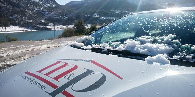 Wetter Mallorca: Nachts sanken die Temperaturen auf unter Null Grad
