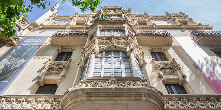 """Die sieben Wahrzeichen von Palma de Mallorca (5/7): """"Gran Hotel"""""""