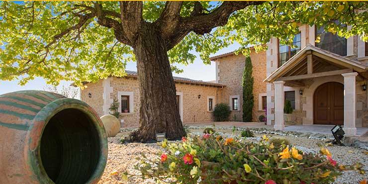 Finca Mallorca kaufen - eine Traumfinca in Santa Magdalena