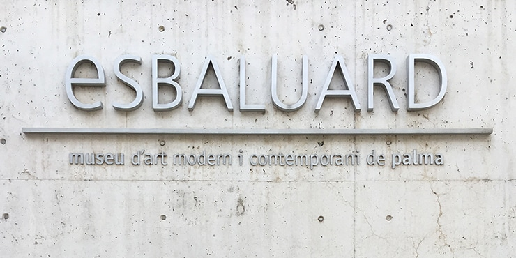 "Sechs bemerkenswerte Museen von Mallorca (2/6 ): ""Es Baluard"""