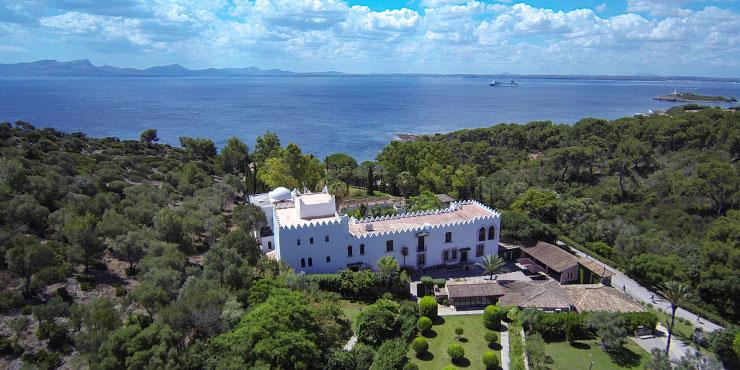 "Sechs bemerkenswerte Museen von Mallorca (6/6 ): ""Sa Bassa Blanca -Yannik und Ben Jacober Stiftung"""