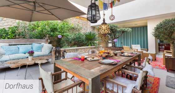 Immobilien Mallorca - Häuser, Reihenhäuser und Stadthäuser