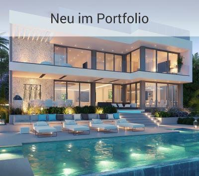 Immobilien Mallorca - Neue Angebote im Portfolio