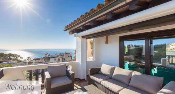 Immobilien Mallorca - Wohnungen und Apartments