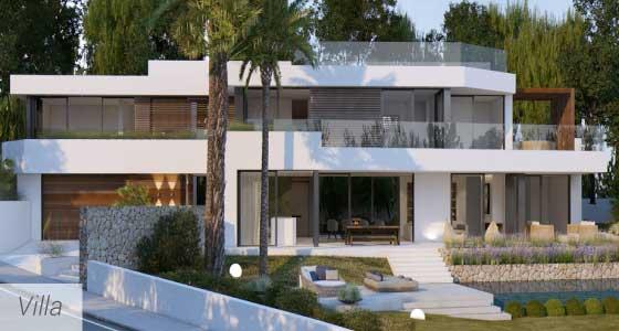 Immobilien Mallorca - Villa und Luxusvilla