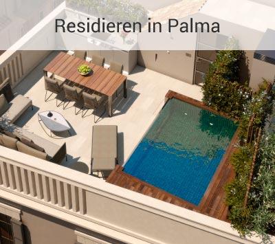 Residenzen im Palma