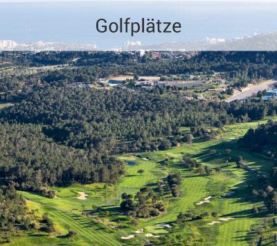 Golfplätze Mallorca