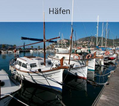 Häfen Mallorcas
