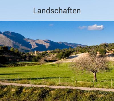 Landschaften Mallorca