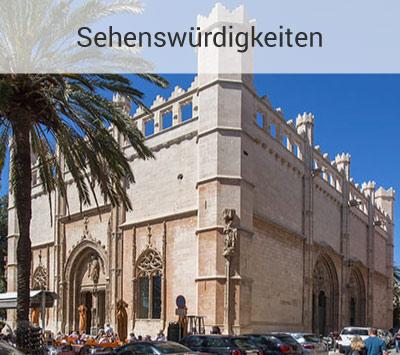 Sehenswürdigkeiten Mallorca