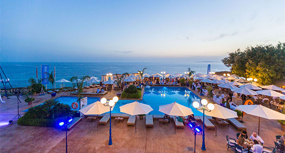 Mhares Beach Club