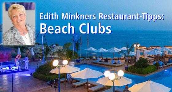Beachclubs Mallorca