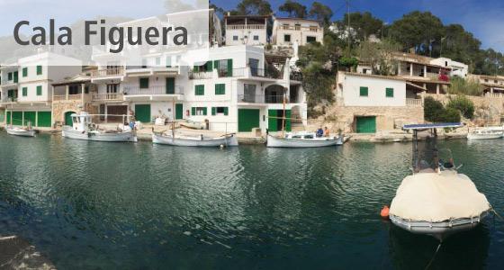 Dörfer Mallorcas | Cala Figuera