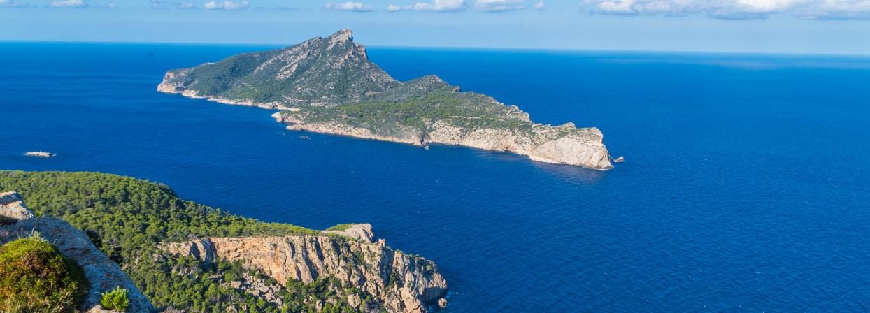 Die Dracheninsel auf Mallorca