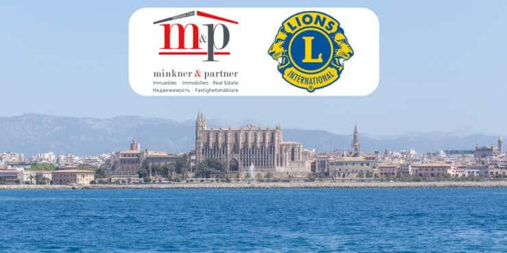 M&P unterstützt den Lions Club Palma