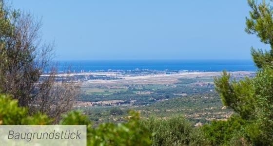 Immobilien Mallorca - Baugrundstücke