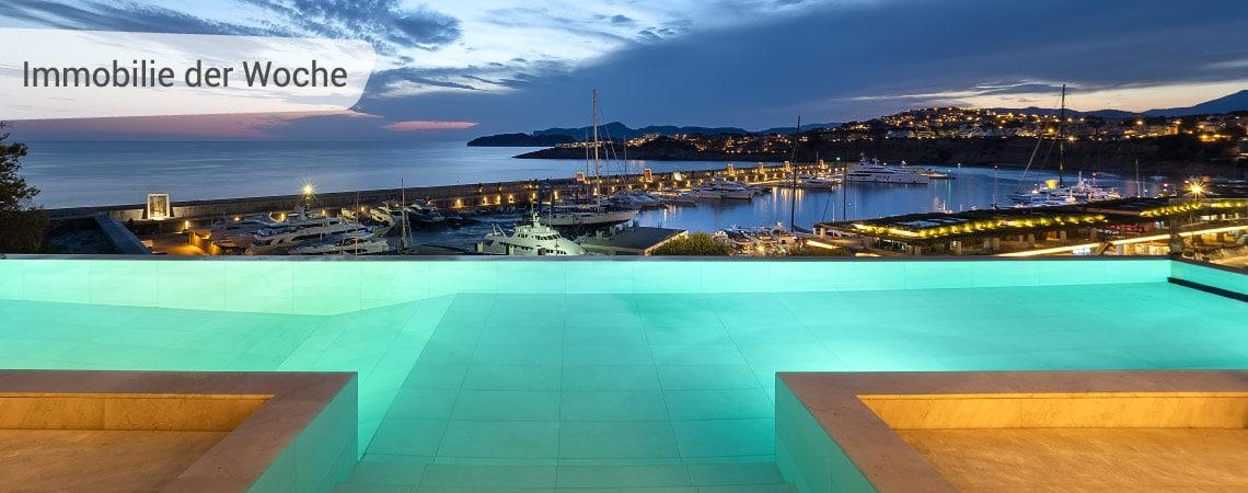 Luxusvilla Port Adriano