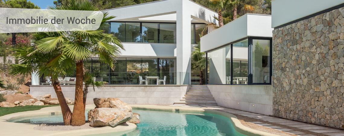 Palma - Son Vida - Moderne Designer-Villa mit in Golfplatznähe