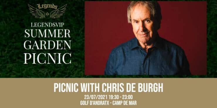 23.07.2021 Chris de Burgh in Concert | 50% Rabatt