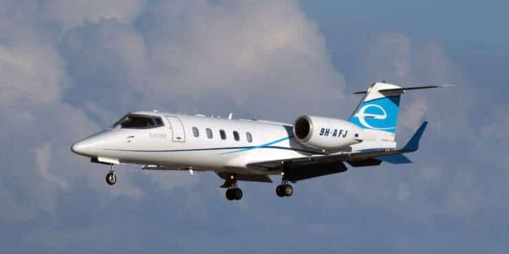 Mit dem Privat-Jet zum Urlaub auf Mallorca