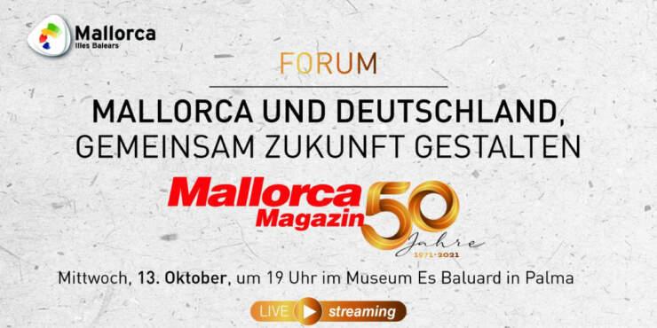 Hochkarätig besetztes Forum – 50 Jahre Mallorca Magazin