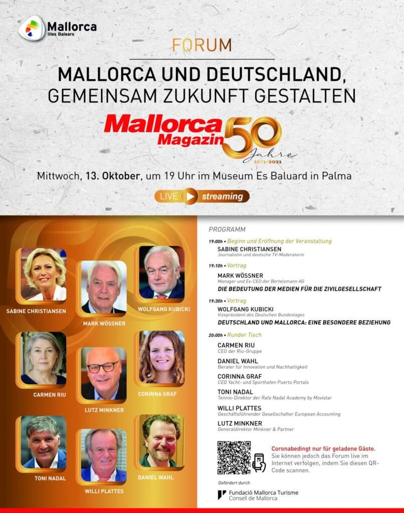 50 Jahre Mallorca Magazin