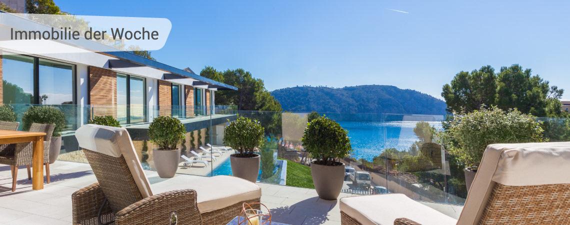 Immobilie der Woche auf Mallorca